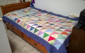 Repaired Quilt for Greg