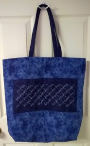 Sashiko bag 1