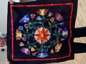 Darlene Patterson, Aie Rossman pattern